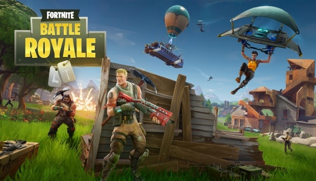 Fornite Battle Royale